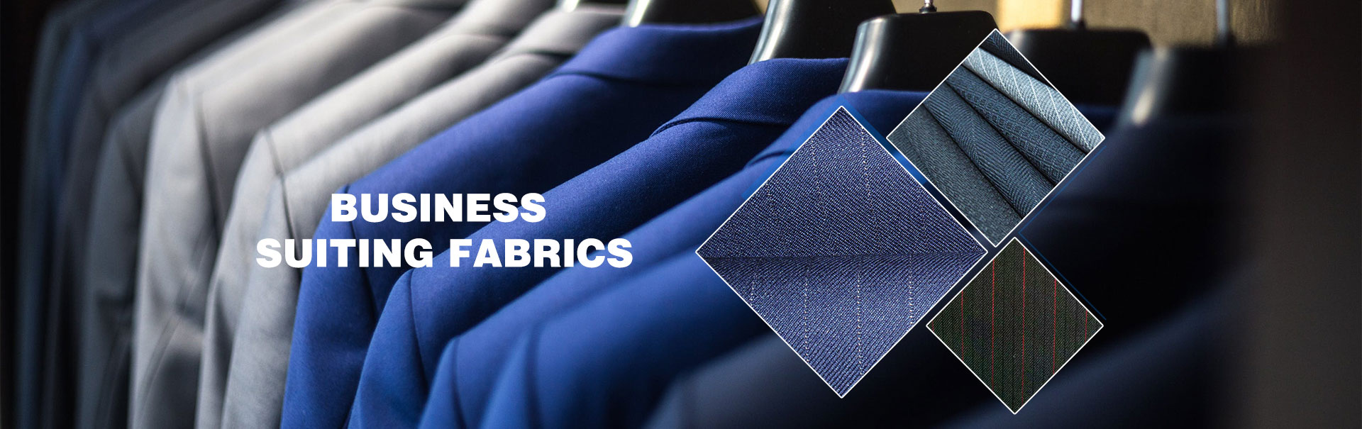Business Suiting Fabrics Chinese Supplier