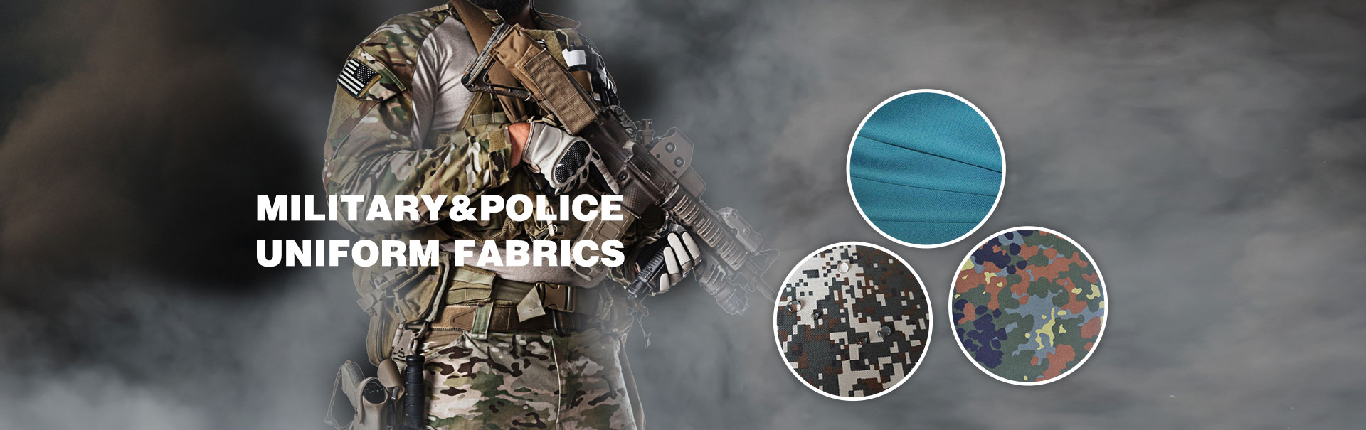 Military&Police Uniform Fabrics Factory