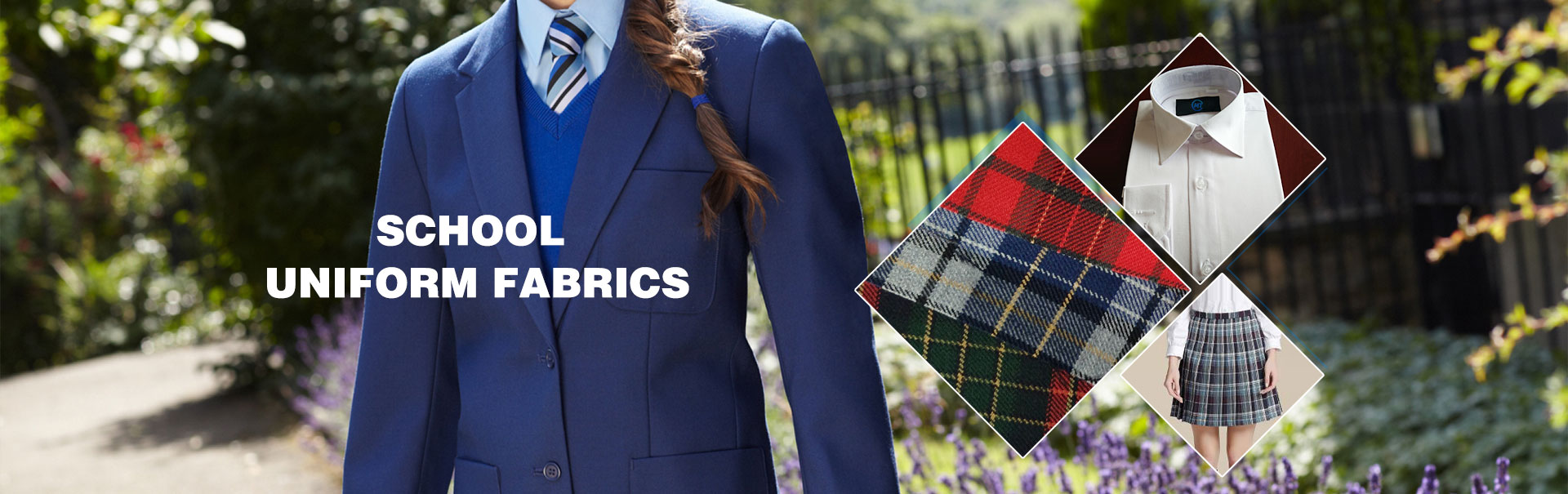 School Uniform Fabrics Manufacturer