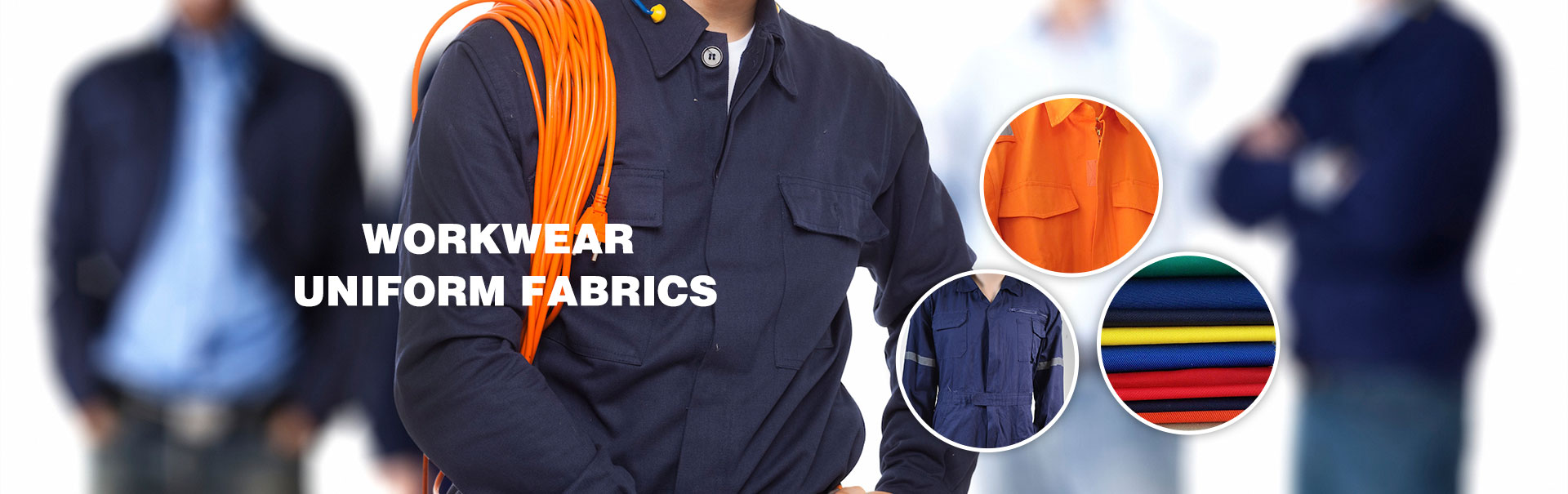 Workwear Uniform Fabrics Supplier