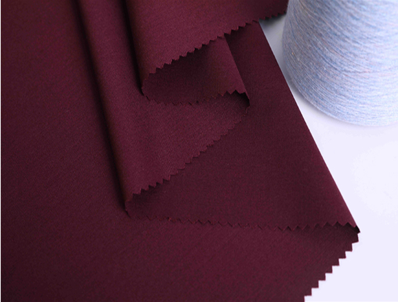 Worsted Wool Suiting Fabric