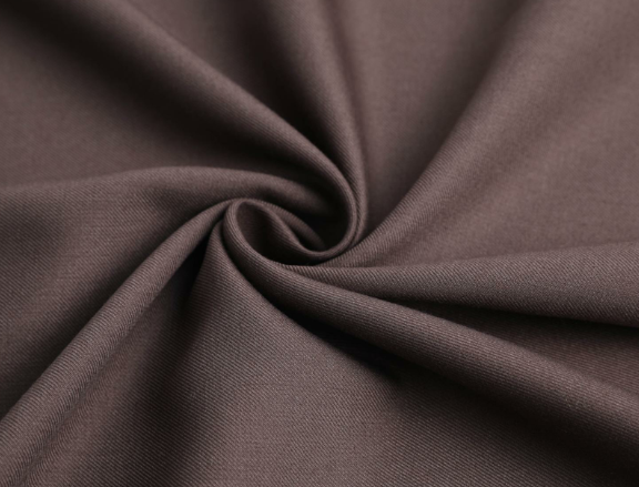 Polyester Wool Blend Suiting Fabric