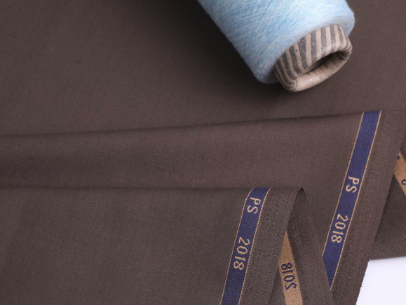Selvedge Wool Suiting Fabric