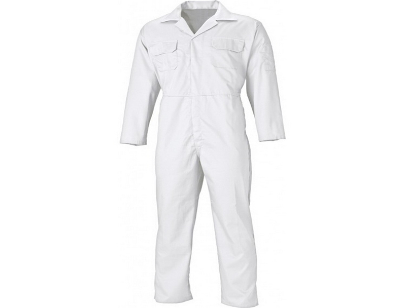 Safety Workwear Uniform Fabric For Coverall