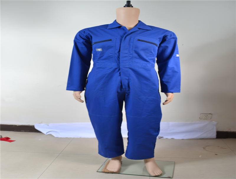 High Quality 100% Cotton Safety Workwear Fabric
