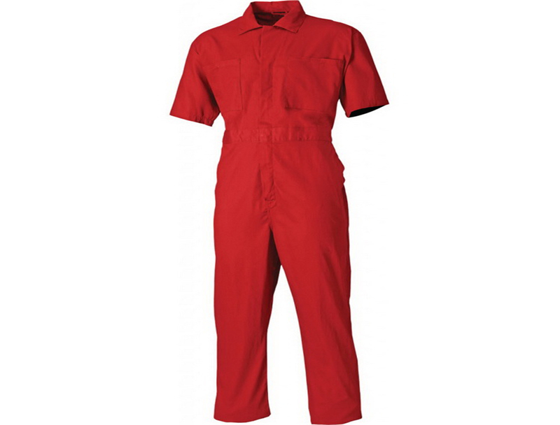 Cotton Polyester Blend Safety Workwear Fabric