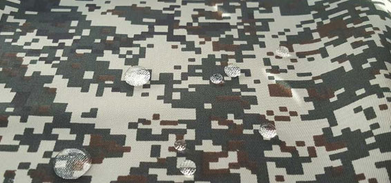Camouflage Clothing Features